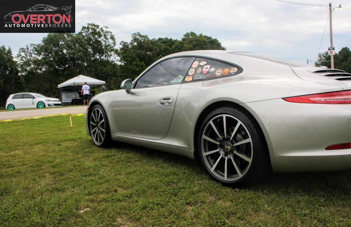 2013 Porsche 991 Carrera In Platinum Silver With Tan